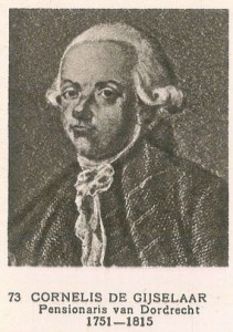 "Cornelis ""Kees"" de Gyzelar"