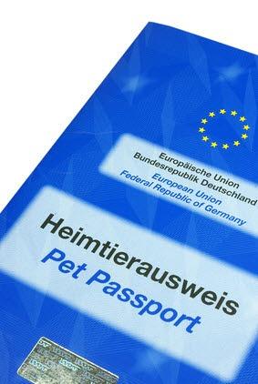 Spitz EU Heimtierausweis